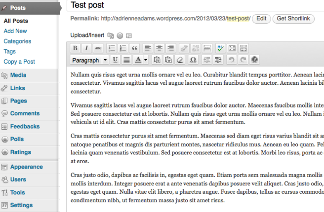Firefox/Mac with minimum font size set to 14px. The editor text is not scaling up.
